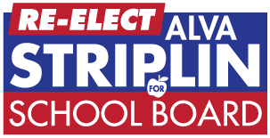 Alva Striplin for School Board